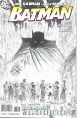 Batman (1940-2011) #686 Variant C: Sketch Variant