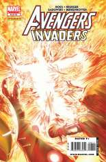Avengers/Invaders (2008-2009) #8 Variant A