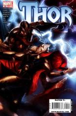 Thor (2007-2011) #600 Variant B: Wraparound Cover