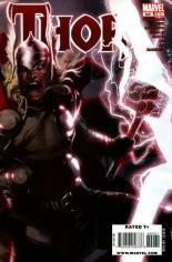 Thor (2007-2011) #600 Variant C: 1:25 Variant