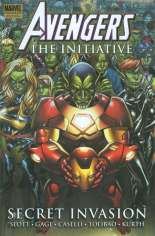 Avengers: The Initiative (2007-2010) #HC Vol 3