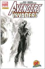Avengers/Invaders (2008-2009) #7 Variant C: DF Sketch Cover