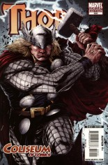 Thor (2007-2011) #600 Variant E: Coliseum of Comics Megacon Exclusive