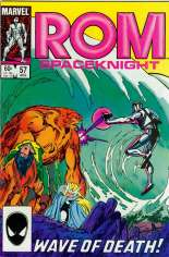 Rom (1979-1986) #57 Variant B: Direct Edition