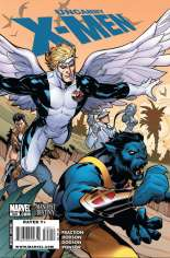 Uncanny X-Men (1963-2011) #506 Variant B: Direct Edition