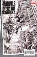 Marvels: Eye of the Camera (2009-2010) #4 Variant B: B&W Edition