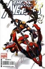 New Avengers (2005-2010) #50 Variant C: Variant Cover