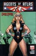 Agents of Atlas (2009) #2 Variant B: 1:20 Variant