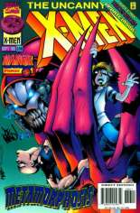 Uncanny X-Men (1963-2011) #336 Variant C: DF Signed Edition; Signed by Joe Madureira; Limited to 150 Copies