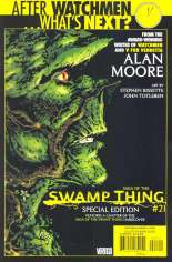 Saga of the Swamp Thing (1982-1984) #21 Variant B: Special Edition