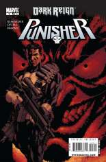 Punisher (2009-2010) #3 Variant A: Green Goblin Cover
