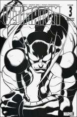 Ultimatum (2009) #3 Variant C: Sketch Cover