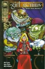 Girl Genius (2001-2004) #6