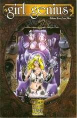 Girl Genius (2001-2004) #3