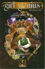 Girl Genius (2001-2004) #1 Variant A