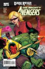 Mighty Avengers (2007-2010) #23