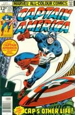Captain America (1968-1996) #225 Variant C: UK Edition