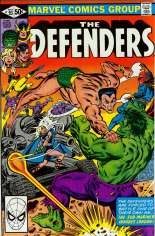 Defenders (1972-1986) #93 Variant B: Direct Edition