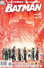 Batman (1940-2011) #686 Variant D: 2nd Printing