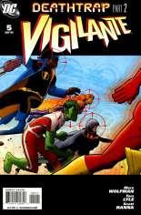 Vigilante (2009-2010) #5