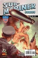 Sub-Mariner Comics 70th Anniversary Special (2009) #One-Shot  Variant A
