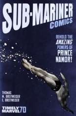 Sub-Mariner Comics 70th Anniversary Special (2009) #One-Shot  Variant B: 1:15 Variant