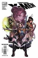 Uncanny X-Men (1963-2011) #508 Variant B: Direct Edition