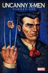 Uncanny X-Men (1963-2011) #508 Variant C: Wolverine Art Appreciation Cover