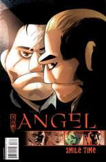 Angel: Smile Time (2008-2009) #3 Variant A