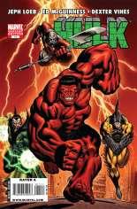 Hulk (2008-2012) #11 Variant B: Offenders Variant