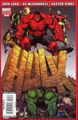 Hulk (2008-2012) #11 Variant D: 1:15 Variant