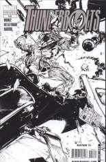 Thunderbolts (1997-2003, 2006-2012) #128 Variant D: 3rd Printing