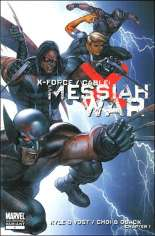 X-Force/Cable: Messiah War (2009) #One-Shot  Variant D: 2nd Printing