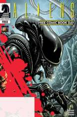 Aliens/Predator (2009) #One-Shot Variant A: Free Comic Book Day 2009