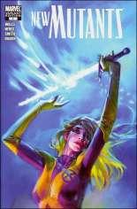 New Mutants (2009-2012) #1 Variant D: 1:20 Variant