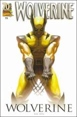Wolverine (2003-2009) #73 Variant B: 70th Anniversary Cover