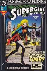 Action Comics (1938-2011, 2016-Present) #686 Variant C: 2nd Printing; DC Universe Logo