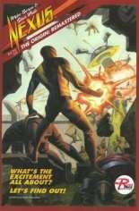 Nexus: The Origin (1992) #1 Variant C: 3rd Printing; Remastered Edition