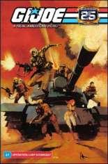 G.I. Joe (1982-1994) #1 Variant D: G.I. Joe 25th Anniversary Comic Pack Edition Packaged w/ Hawk and Scarlett