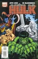 Hulk (2008-2012) #12 Variant B: Defenders Variant