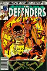 Defenders (1972-1986) #116 Variant A: Newsstand Edition