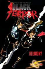 Black Terror (2008-2011) #4 Variant A