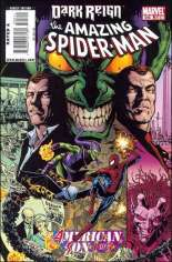 Amazing Spider-Man (1999-2014) #595 Variant A