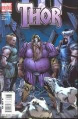 Thor (2007-2011) #601 Variant C: 2nd Printing