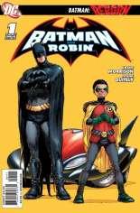 Batman and Robin (2009-2011) #1 Variant A