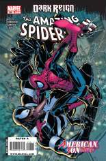 Amazing Spider-Man (1999-2014) #596 Variant A