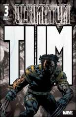 Ultimatum (2009) #3 Variant D: 2nd Printing