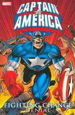 Captain America: Fighting Chance #TP Vol 1