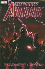 New Avengers: Deluxe Edition (2007-2011) #HC Vol 1 Variant A