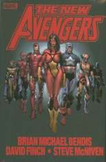 New Avengers: Deluxe Edition (2007-2011) #HC Vol 1 Variant B: Direct Market Edition